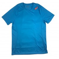 CAMISETA ASICS M TENNIS COOLING SS - BLUE JEWEL