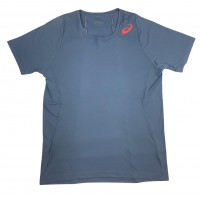 CAMISETA ASICS M TENNIS PA SS - BLUE MIRAGE