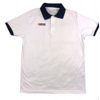 CAMISA LOTTO POLO TWO COLORS - BRANCO