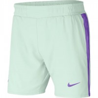 SHORTS NIKE COURTDRI-FIT RAFA - VERDE/ROXO