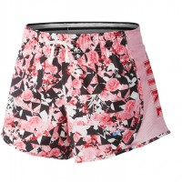 SHORTS NIKE DRY TEMPO GIRLS - PINK/FLORAL
