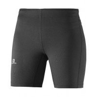SHORT SALOMON VELOCITY TIGHT FEMININO - PRETO