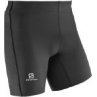 SHORT SALOMON VELOCITY TIGHT MASCULINO - PRETO