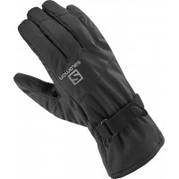 LUVA SALOMON INSULATED GLOVES - PRETO