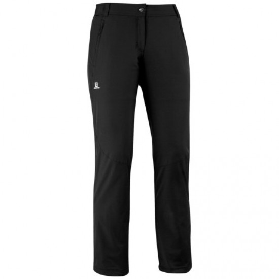 CALÇA SALOMON INSULATED SHELL PANT PANTALON - PRETO