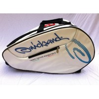 RAQUETEIRA QUICKSAND BEACH TENNIS EQUIPMENT - BRANCO/AZUL