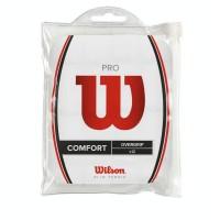 PACK OVERGRIP WILSON PRO COMFORT - BRANCO