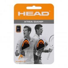 ANTIVIBRADOR HEAD XTRA DAMP - PRETO/LARANJA