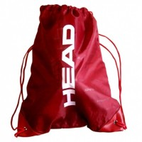 GYM BAG HEAD VERMELHA