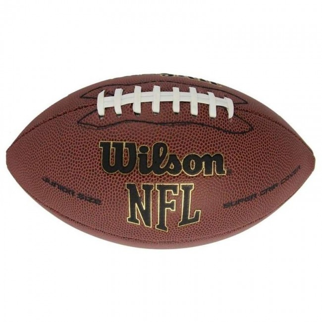 3d1da42a4 BOLA DE FUTEBOL AMERICANO WILSON NFL SUPER GRIP