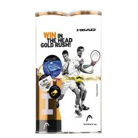 BOLA HEAD ATP BI-PACK - 6 BOLAS