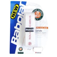 CUSHION GRIP BABOLAT UPTAKE ROLAND GARROS - BRANCO
